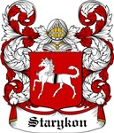 Starykon Coat of Arms, Family Crest