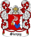 Sierpy Coat of Arms, Family Crest