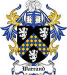 Warrand Coat of Arms, Family Crest