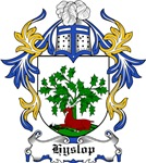 Hyslop Coat of Arms, Family Crest