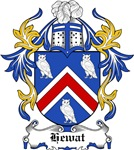 Hewat Coat of Arms, Family Crest