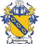 Halyburton Coat of Arms, Family Crest