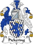 Pickering Family Crest