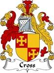 Cross Family Crest