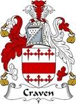 Craven Family Crest