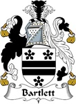 Bartlett Family Crest