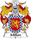 Millan Family Crest