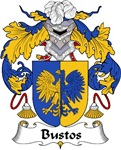 Bustos Family Crest