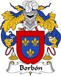 Borbon Family Crest