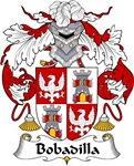 Bobadilla Family Crest