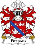 Fitzpain Family Crest