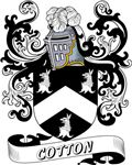 Cotton Coat of Arms