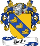 Hatlie Family Crest, Coat of Arms