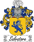 Salvatore Family Crest, Coat of Arms
