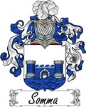 Somma Family Crest, Coat of Arms