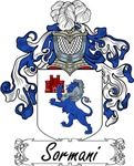 Sormani Family Crest, Coat of Arms