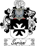 Suriani Family Crest, Coat of Arms