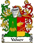 Valuev Family Crest, Coat of Arms