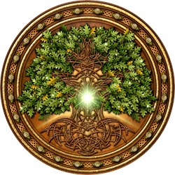 Sacred Celtic Trees