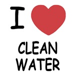 I heart clean water