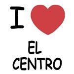 I heart el centro