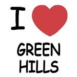 I heart green hills