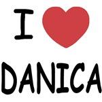 I heart Danica