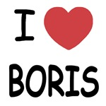 I heart boris