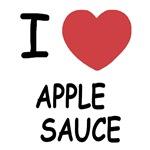 I heart applesauce