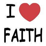 I heart faith
