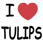 I heart tulips