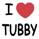I heart tubby