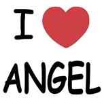 I heart angel