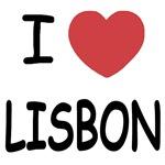 I heart lisbon