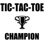 tic-tac-toe champ