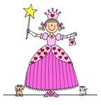 pretty princesses apparel & more
