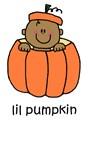 lil pumpkin apparel (african-american)