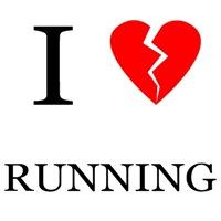 I [don't heart] Running