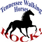 Tennessee Walking Horse T-shirts, Gifts: ROCK!