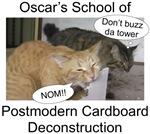 Postmodern Cardboard Deconstruction