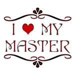 'I Love My Master'