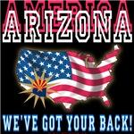 Arizona We've Got Your  Back