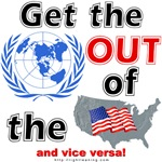U.S. out of the U.N.