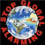 Stop Global Alarming