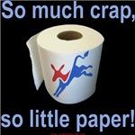 So much crap...