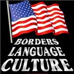 Borders, Language, Culture!