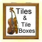 Decorative Ceramic Tile Items!