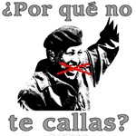 Hugo Chavez Shut Up