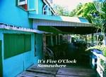 It's Five O'Clock