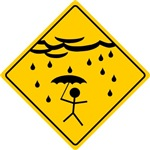 Youth & Kids Rain Weather Warning Apparel